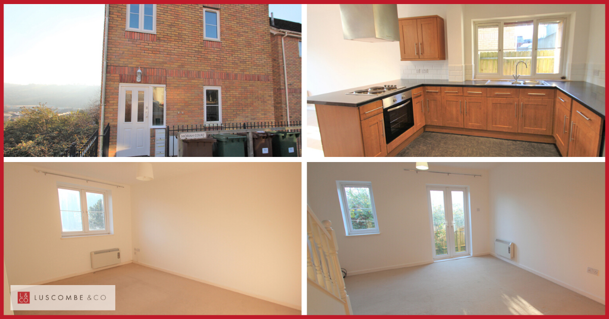 SPACIOUS FLAT - Moriah Court, Risca