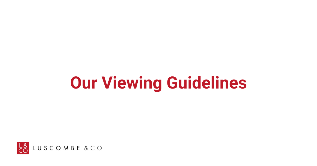 Our Viewing Guidelines