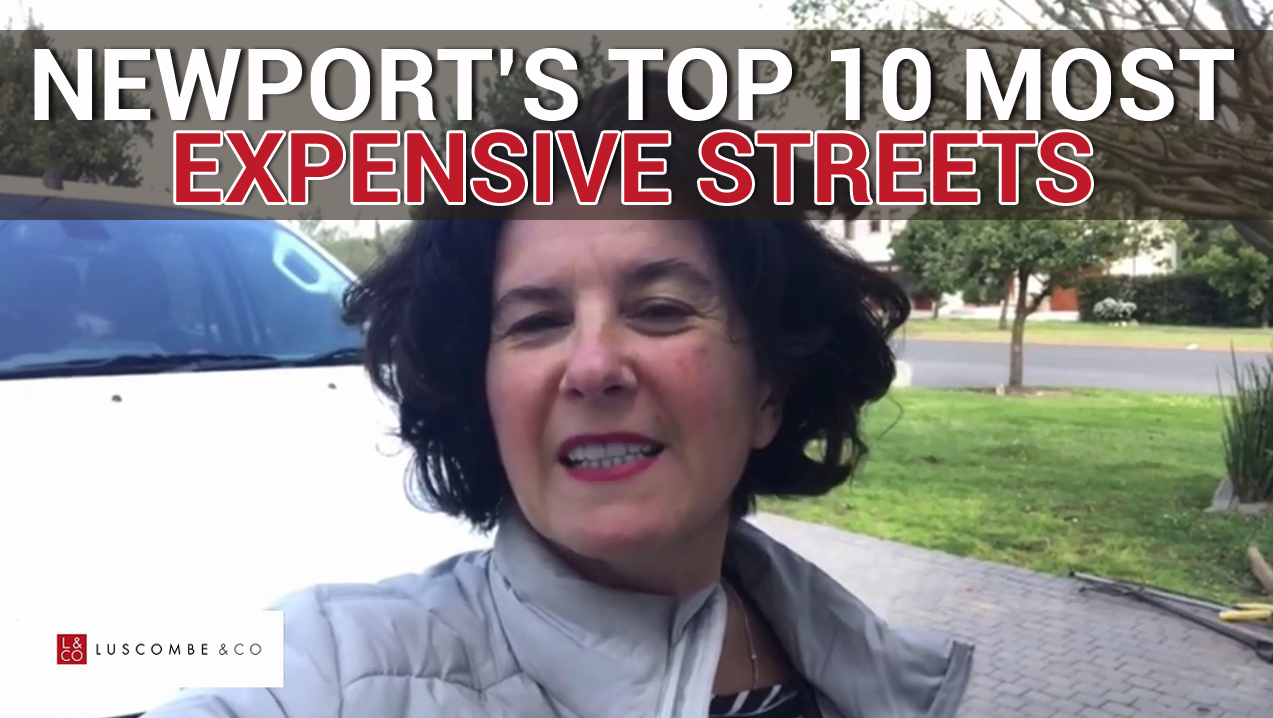Newports Top 10 most expensive streets - part 3