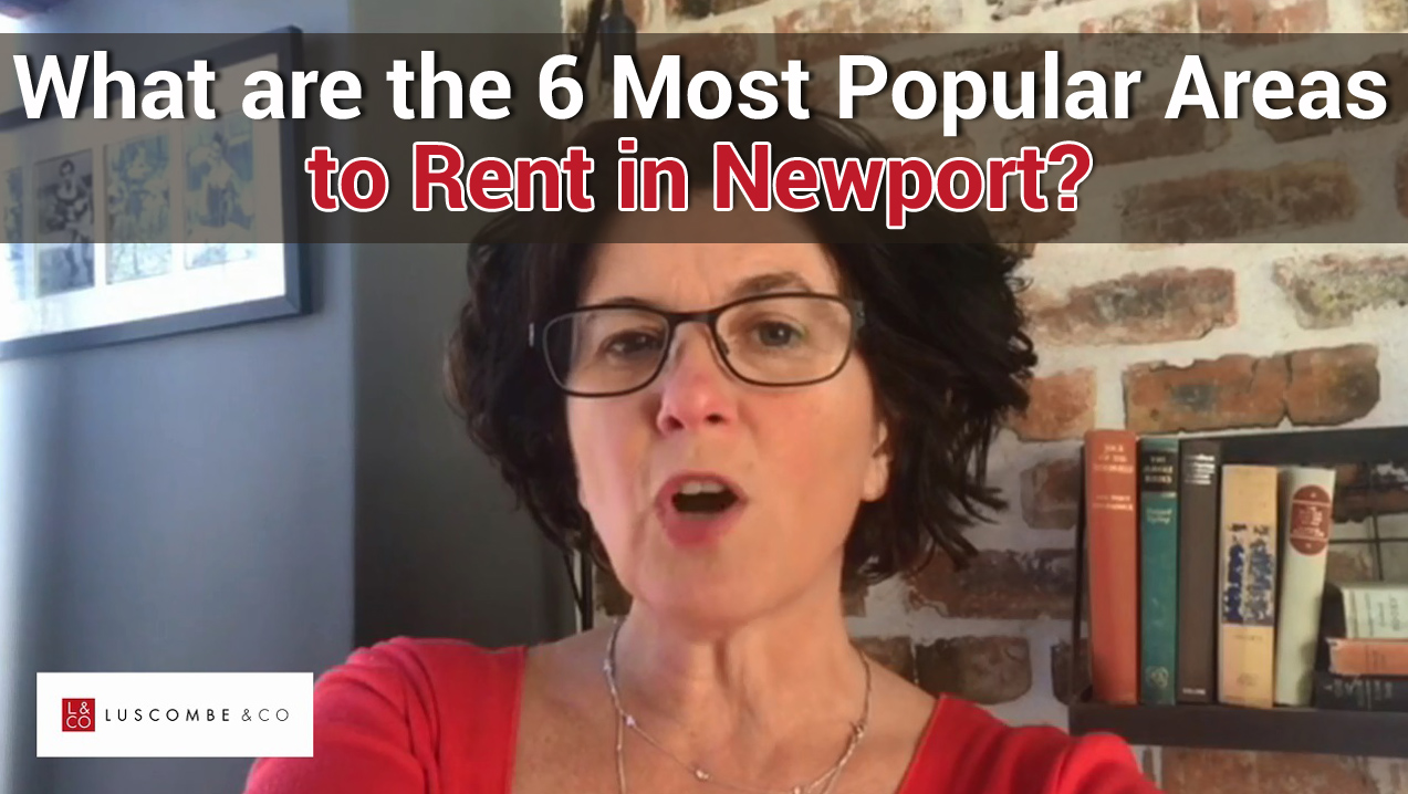 What are the 6 Most Popular Areas to Rent in Newport - Part 3