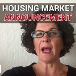 housing market announcement